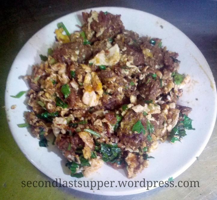 Mutton Bhuna Special