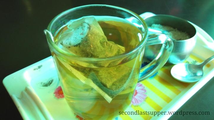 Stress-free Tea
