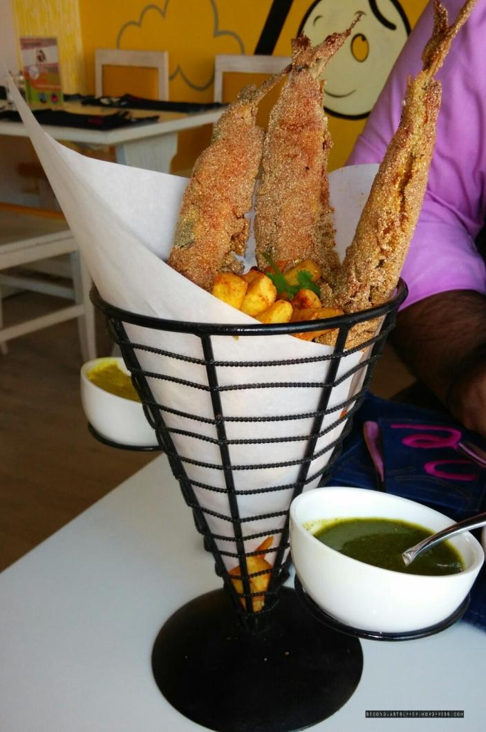 Crispy Rawa Sardines