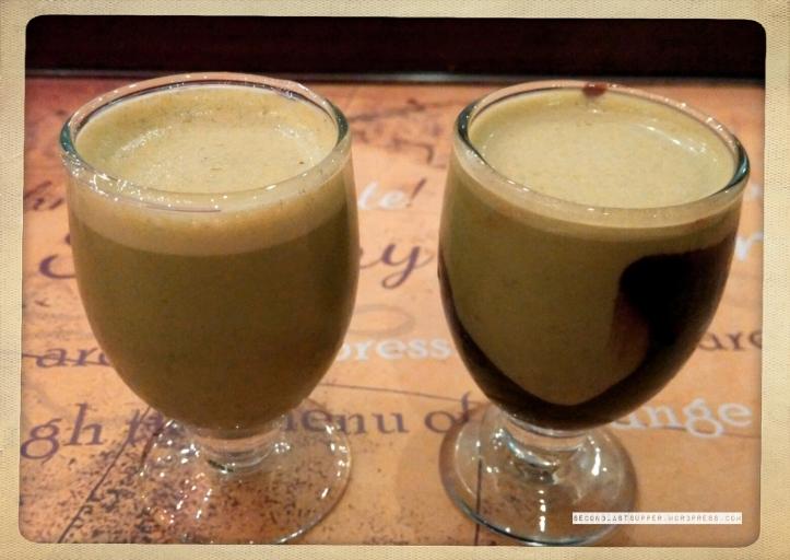 Paan shot & Chocolate paan shot