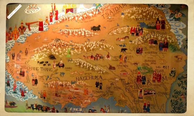 Former Tibet