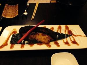 Black Cod In Miso