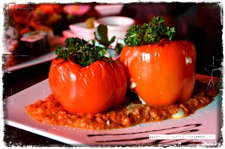 Ardei Umpluti stuffed with minced meat