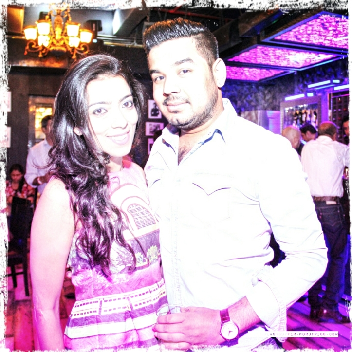 Mr. Prashant Karan with Designer Swati Narula