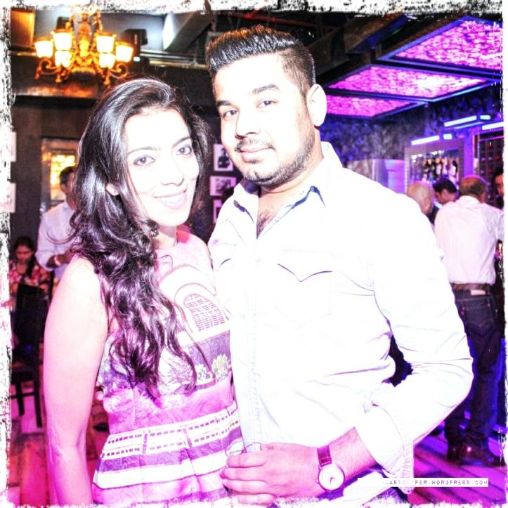 Mr. Prashant Karan with Designer Swati Narula