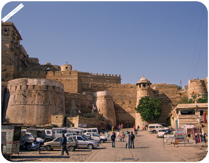 The pride of city, Jaisalmer fort