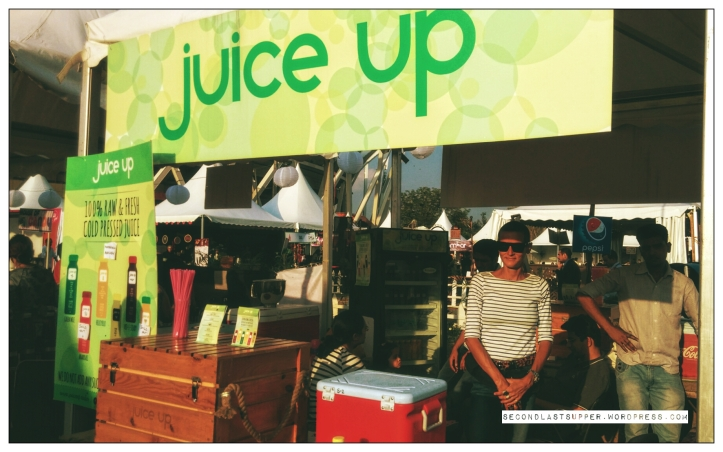 Juice Up outlet