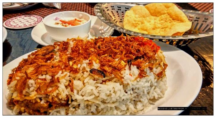 Mutton biryani, Malabar style from Muslims of North Kerala