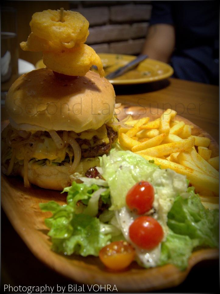 Armageddon Burger