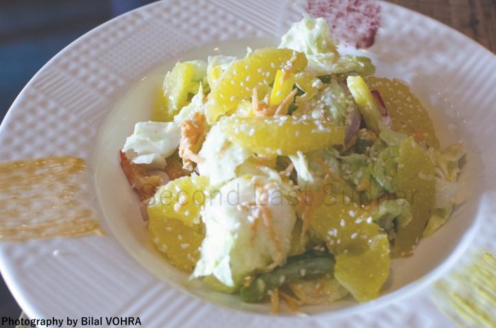 Chammak Challo salad