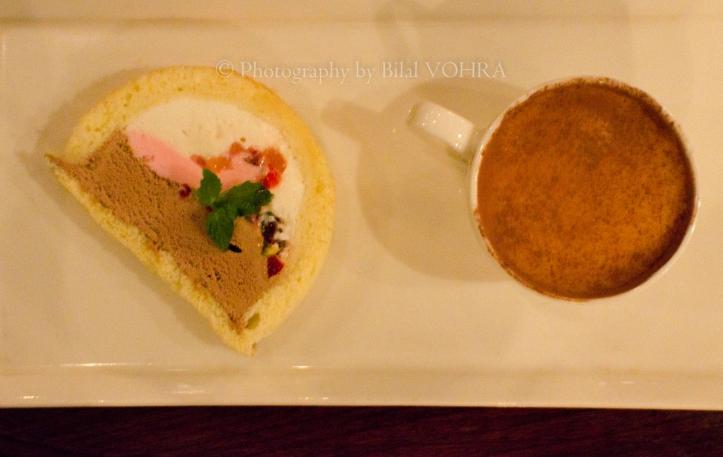 Sicilian Ice-cream cassata & Classic Tiramisu