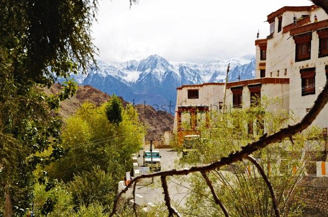 The view around Likir