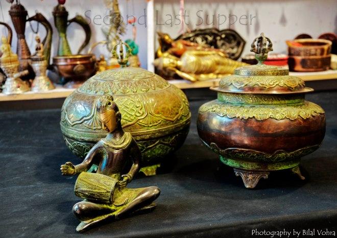Some trinkets from a random shop around Alchi Monastery