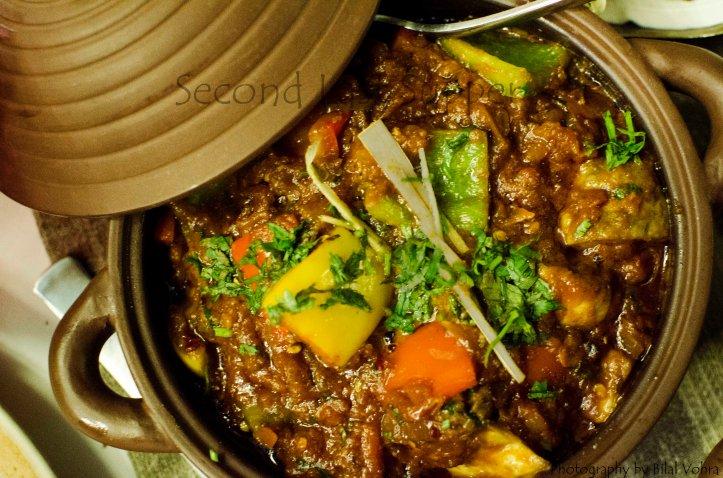Kadhai Mushroom