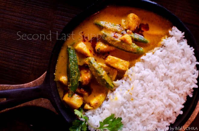 Fish Nonya Curry