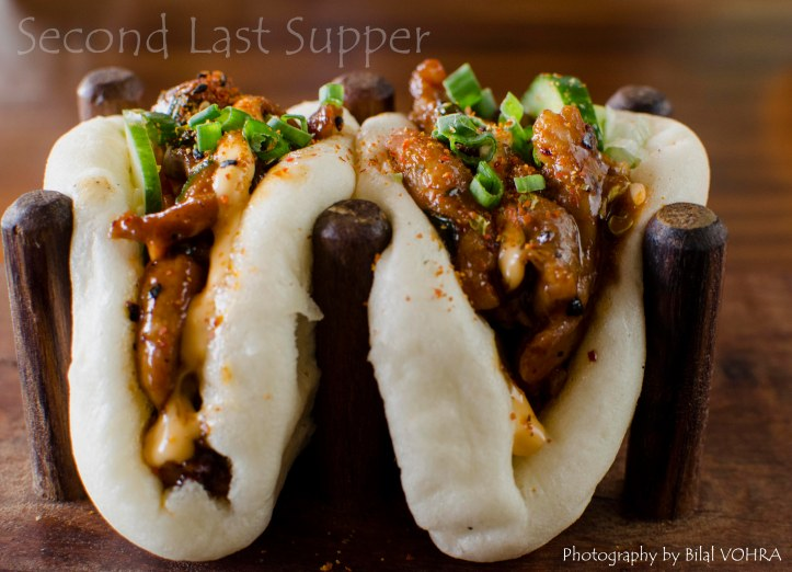 Teriyaki Glazed Chicken Bao 2