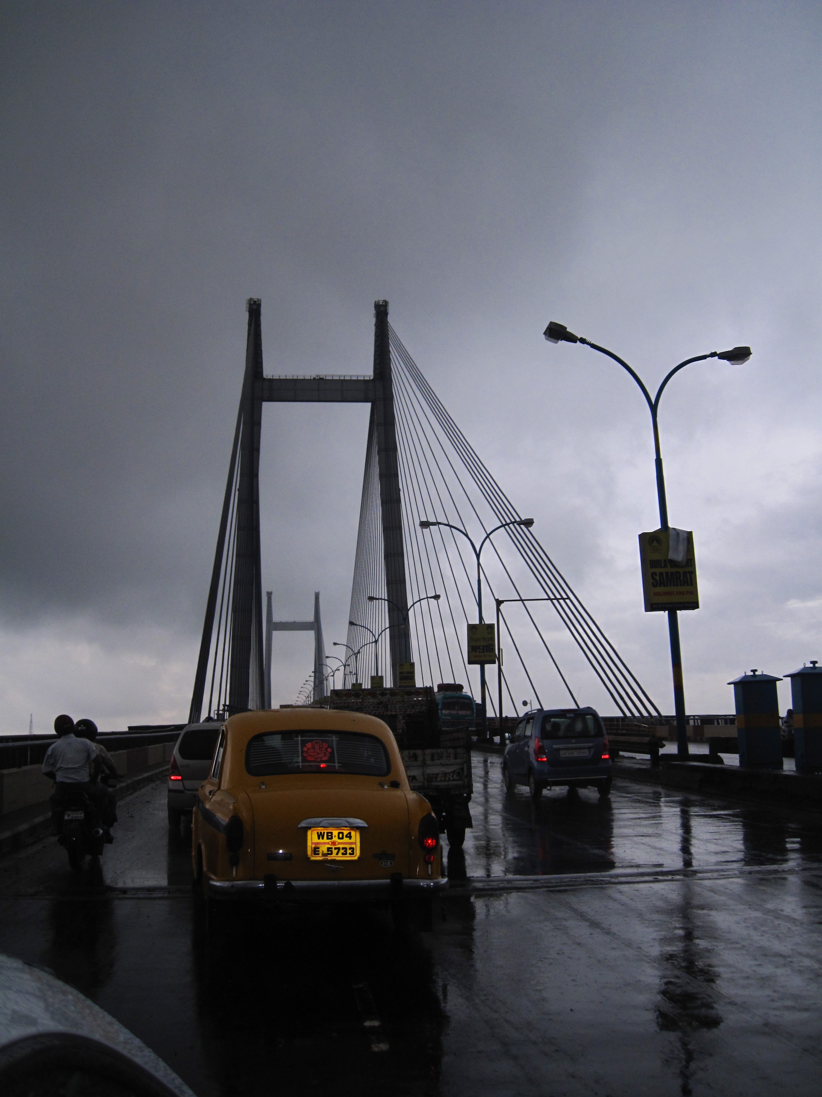 Hoogly bridge