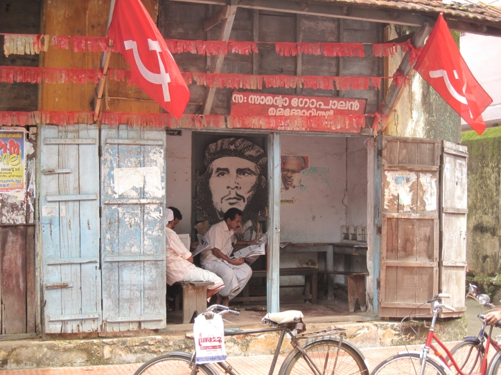 Marxist Resting Camp at Fort Kochi