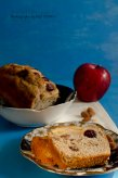 Apple Cranberry Almond Dry-Cake