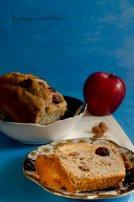 Apple Cranberry Almond Dry-Cake