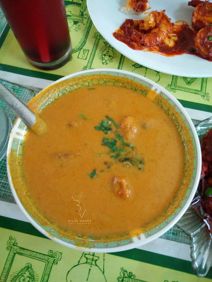 bassa curry